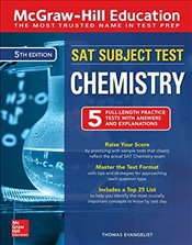 SAT Subject Test Chemistry 5e - Evangelist, Thomas