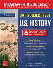 SAT Subject Test U.S. History 5e - Farabaugh, Daniel