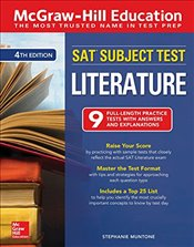 SAT Subject Test Literature 4e - Muntone, Stephanie