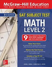 SAT Subject Test Math Level 2 5e - Diehl, John