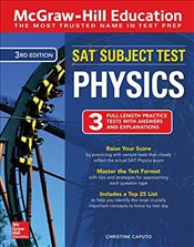 SAT Subject Test Physics 3e - Caputo, Christine