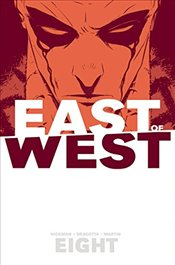 East of West 8 - Hickman, Jonathan