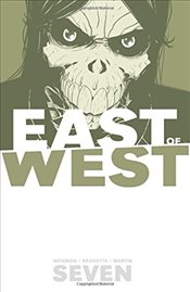 East of West 7 - Hickman, Jonathan