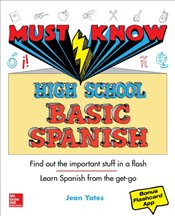 Must Know High School Basic Spanish - Yates, Jean