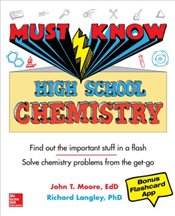 Must Know High School Chemistry - Moore, John T.