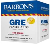 GRE Flashcards 4e : 500 Flashcards to Help You Achieve a Higher Score  - Green, Sharon Weiner
