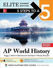 5 Steps to a 5 : AP World History Modern Elite Student 2020 Edition  - Murphy, Daniel P.