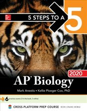 5 Steps to a 5 : AP Biology 2020 - Anestis, Mark