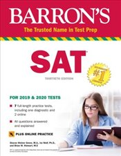 SAT with Online Tests and Vocabulary -
