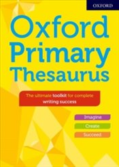 Oxford Primary Thesaurus - Rennie, Susan