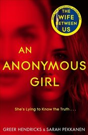 Anonymous Girl  - Hendricks, Greer