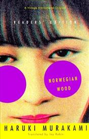Norwegian Wood - Murakami, Haruki
