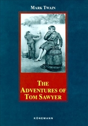 Adventures of Tom Sawyer - Twain, Mark