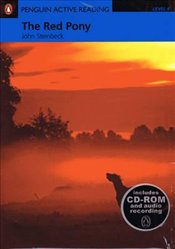 Red Pony : Penguin Active Reading  : Level 4 : Book and CD-ROM Pack  - Steinbeck, John
