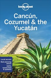 Cancun Cozumel and the Yucatan -LP-8e -