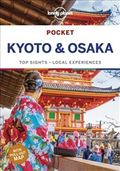 Pocket Kyoto and Osaka -LP- 2e -