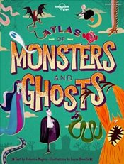 Atlas of Monsters and Ghosts -LP- -