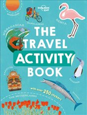 Travel Activity Book -LP- -