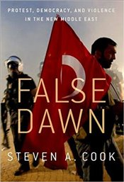 False Dawn : Protest, Democracy, and Violence in the New Middle East - Cook, Steven A.