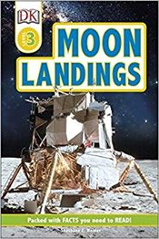Moon Landings : DK Readers Level 3 - Weider, Shoshana