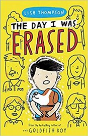 Day I Was Erased - Thompson, Lisa