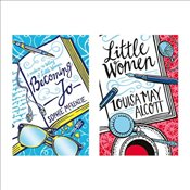 Becoming Jo and Little Women Pair - Alcott, Louisa May