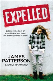 Expelled - Patterson, James