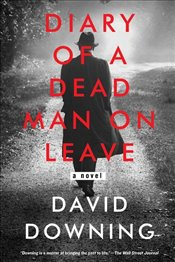 Diary of a Dead Man on Leave - Downing, David