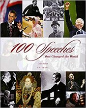 100 Speeches That Changed the World - Salter, Colin