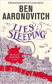 Lies Sleeping - Aaronovitch, Ben