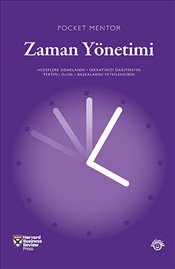 Zaman Yönetimi : Pocket Mentor - Harvard Business Review