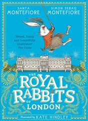 Royal Rabbits of London - Montefiore, Santa