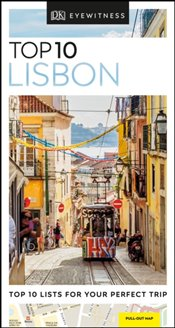 Lisbon : DK Eyewitness Top 10 Travel Guide -