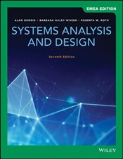 Systems Analysis and Design 7e GE - Dennis, Alan