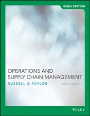 Operations and Supply Chain Management 9e - Taylor, Bernard W.