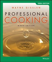 Professional Cooking 9e GE - Gisslen, Wayne