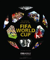 Official History of the Fifa World Cup 2E - Infantino, Gianni
