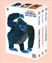 Eric Carle's Animal Collection : 3 Board Books Set - Carle, Eric