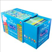 Ultimate Peppa Pig Collection 50 Books Set - Pig, Peppa