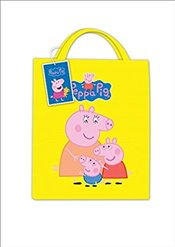 Peppa Pig Yellow Bag with 10 Books - Pig, Peppa