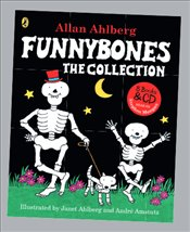 Funnybones Book and Audio Collection : 8 Books with 1 Audio CD - Ahlberg, Allan
