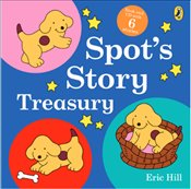 Spot's Storytime Treasury with Audio CD - Hill, Eric