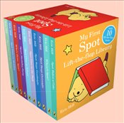 My First Spot Lift-the-fl ap Library : 10 Books Set - Hill, Eric