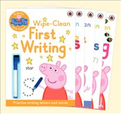 Peppa Pig Wipe Clean Collection : 5 Books Set - Pig, Peppa