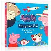 Peppa's Storytime Fun with Audio CD - Pig, Peppa