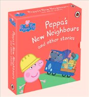 Peppa's New Neighbours Storybook Collection : 5 Books Set - Pig, Peppa