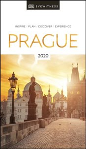 Prague : DK Eyewitness Travel Guide 2020 -