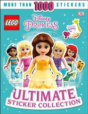 LEGO Disney Princess Ultimate Sticker Collection - Peet, Rosie