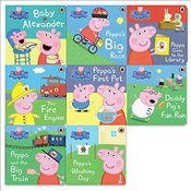 Peppa Pig Boardbook Collection : 8 Books Set  -