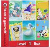 Ladybird Read it Yourself Collection Level 1 : 6 Books Set  -